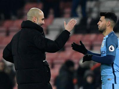 Goal or no goal, Aguero's Man City career rests on top performances