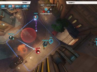 Overwatch is adding full match replays