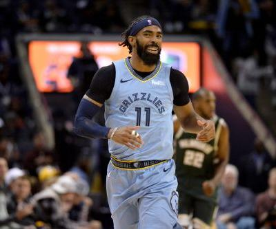 Report: Memphis Grizzlies star Mike Conley traded to Utah Jazz