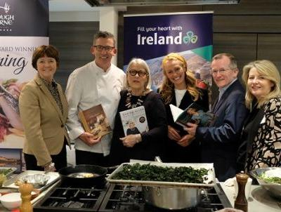 Top Irish chefs bring a 'taste of Ireland' to NYC