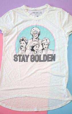 Rad Tees From Target, and a Special Message From the Golden Girls