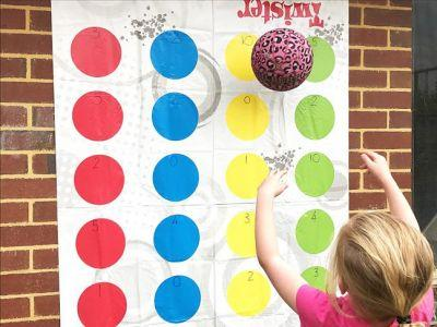 Take the 'Work' Out of Maths Homework with Twister