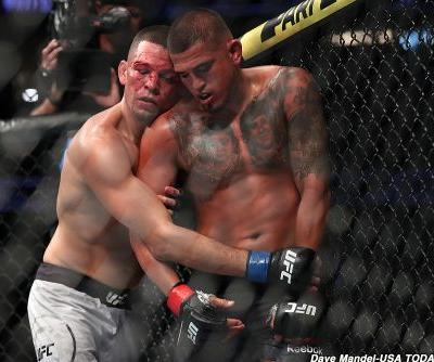 UFC 241 results: Nate Diaz wears down Anthony Pettis, calls out Jorge Masvidal after win
