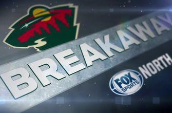 Wild Breakaway: Minnesota snaps out of slump at home