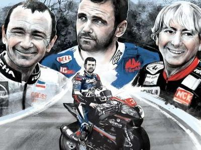 Motorcycle Racing's Dunlop Family Dynasty