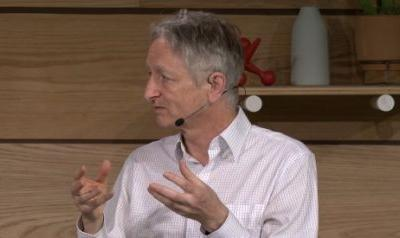 Geoffrey Hinton discusses how AI could inform our understanding of the brain