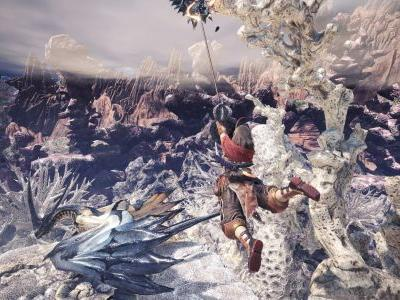 Monster Hunter World's Upcoming PC Update Adds High Resolution Texture Support