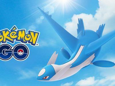 Latios returns to Pokemon Go for a Special Raid Week starting April 15