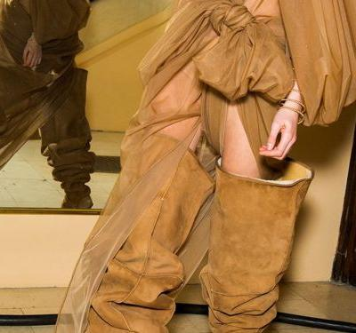 Why, Yes, Thigh-High Heeled Uggs Are A Thing That Exists