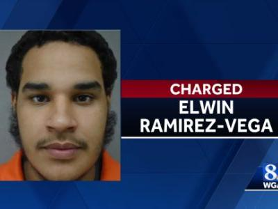 Police: Man hit security guard with his car