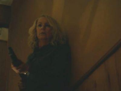 'Halloween' Clip Reunites Michael Myers and Laurie Strode