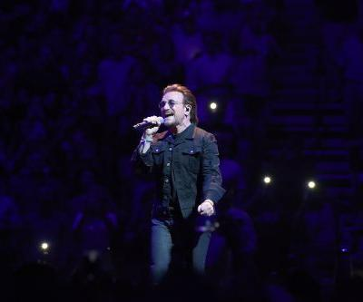 "Watch U2 Play ""Dirty Day"" For The First Time In 25 Years"