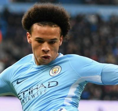 Man City's Sane takes PFA Young Player of the Year award