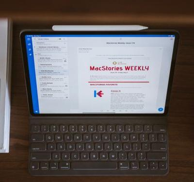 The Best App for Email on an iPad, The Best iPad Keyboard Shortcuts, and More