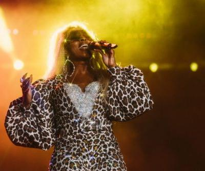 Mary J. Blige Rocked The Superdome In Custom Looks