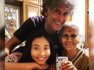 Ankita Konwar wishes mom-in-law on 81st birthday, reveals she wanted to go bungee jumping