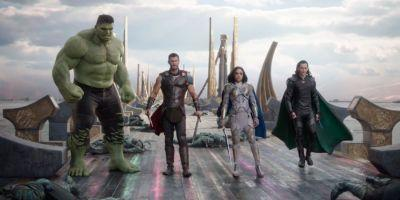 Around 80% of Thor: Ragnarok Was Improvised