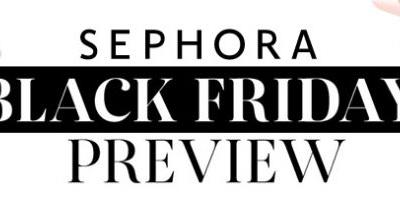 Sephora Early Black Friday 2016 $10, $12, $15+ Deals