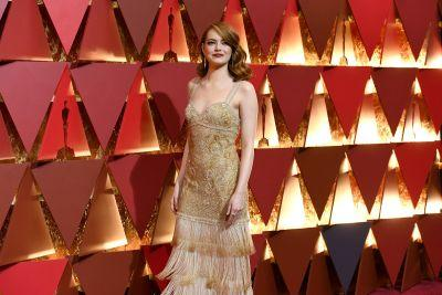 Watch Fashionista Editors Weigh In on the 2017 Oscars Red Carpet