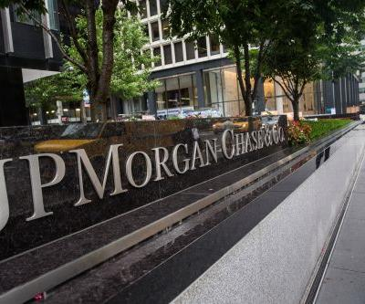 Higher interest rates help stoke JPMorgan's profits
