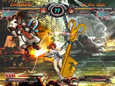 Utterly metal trailer shows off Guilty Gear 20th Anniversary Pack for Switch