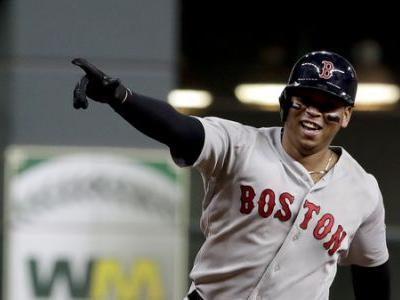 Boston Red Sox Stifle Houston Astros' Bats, Return To The World Series