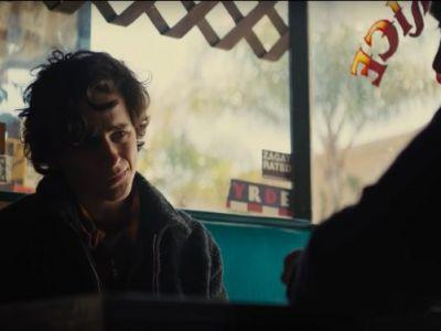 'Beautiful Boy' Clip: Timothée Chalamet and Steve Carell Have a Tense Lunch
