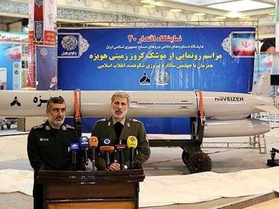 Iran built copies of a Soviet-era nuclear-capable missile without violating the nuclear deal