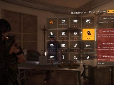 The Division 2 Best Perks: What should you unlock early?