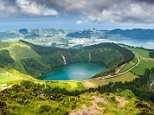 Would you take a holiday on a VOLCANO? The Azores offers an explosive family break