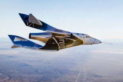 Virgin Galactic's VSS Unity SpaceShipTwo makes a successful debut solo flight