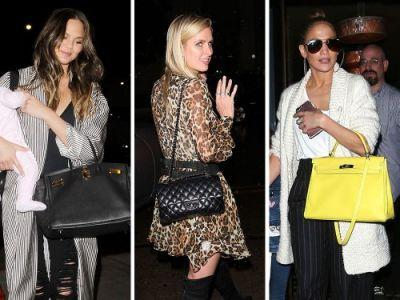 Let Us Propel You into 2017 with a Double Dose of Jennifer Lopez and Her Fabulous Bags