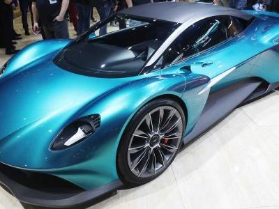 Aston Martin Vanquish AMR Pro And Volante On The Way