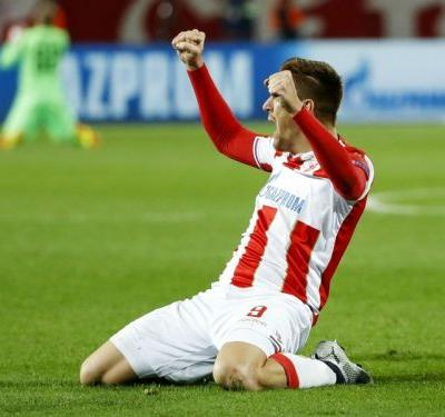 Red Star Belgrade 2 Liverpool 0: Pavkov double blows Group C wide open