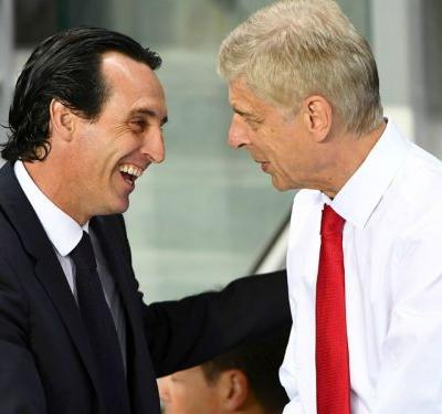 'Arsenal were in decline' - Emery rebuilding after Wenger's loss of defensive structure