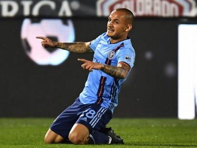 NYCFC come back to defeat 10-man Rapids