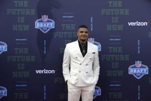 Dolphins draft Alabama safety Fitzpatrick in 1st round