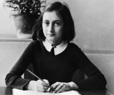 Hidden pages uncovered in Anne Frank's diary contain dirty jokes
