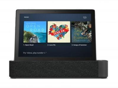 The new Lenovo Smart Tabs double as Android tablets and Alexa smart displays