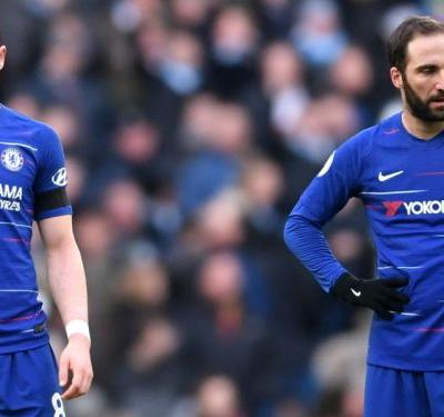 Sorryball! Shambolic Chelsea face another crisis after City humiliation