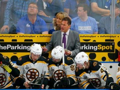 Stanley Cup Final 2019: Bruins' Bruce Cassidy says team has 'lots' in tank for Game 7