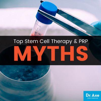 Stem Cell Myths: Can This Therapy Really Prevent Surgery?