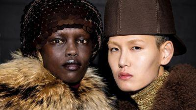 The Beauty at Marc Jacobs's Hip-Hop-Inspired Show Highlighted Individuality