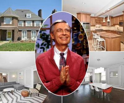 Mister Rogers' Pittsburgh house is on sale for $850,000