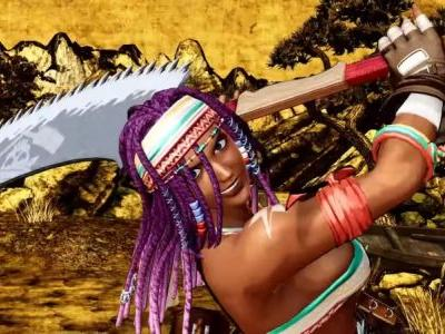 Darli Dagger Gets First Gameplay Trailer For Samurai Shodown