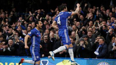 Fabregas helps Chelsea go 11 points clear atop Premier League