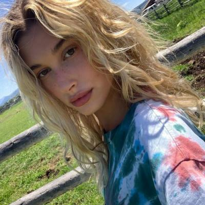 Hailey Baldwin Slams Plastic Surgery Speculation: 'I've Never Touched My Face'