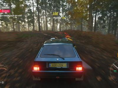 Forza Horizon 4 pays tribute to classic racing games with playable Ridge Racer, Crazy Taxi, Out Run, Sega Rally missions
