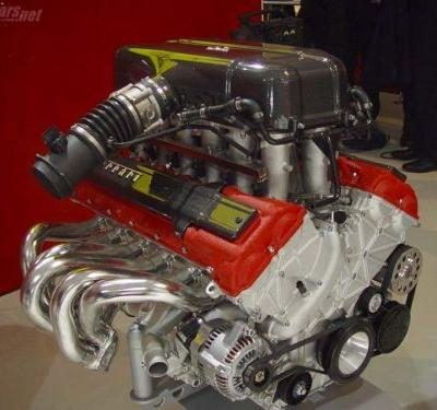 This Ferrari Enzo Engine Costs More Than A Ferrari 488