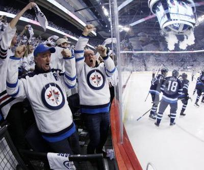 Jets on cruise control with commanding series lead